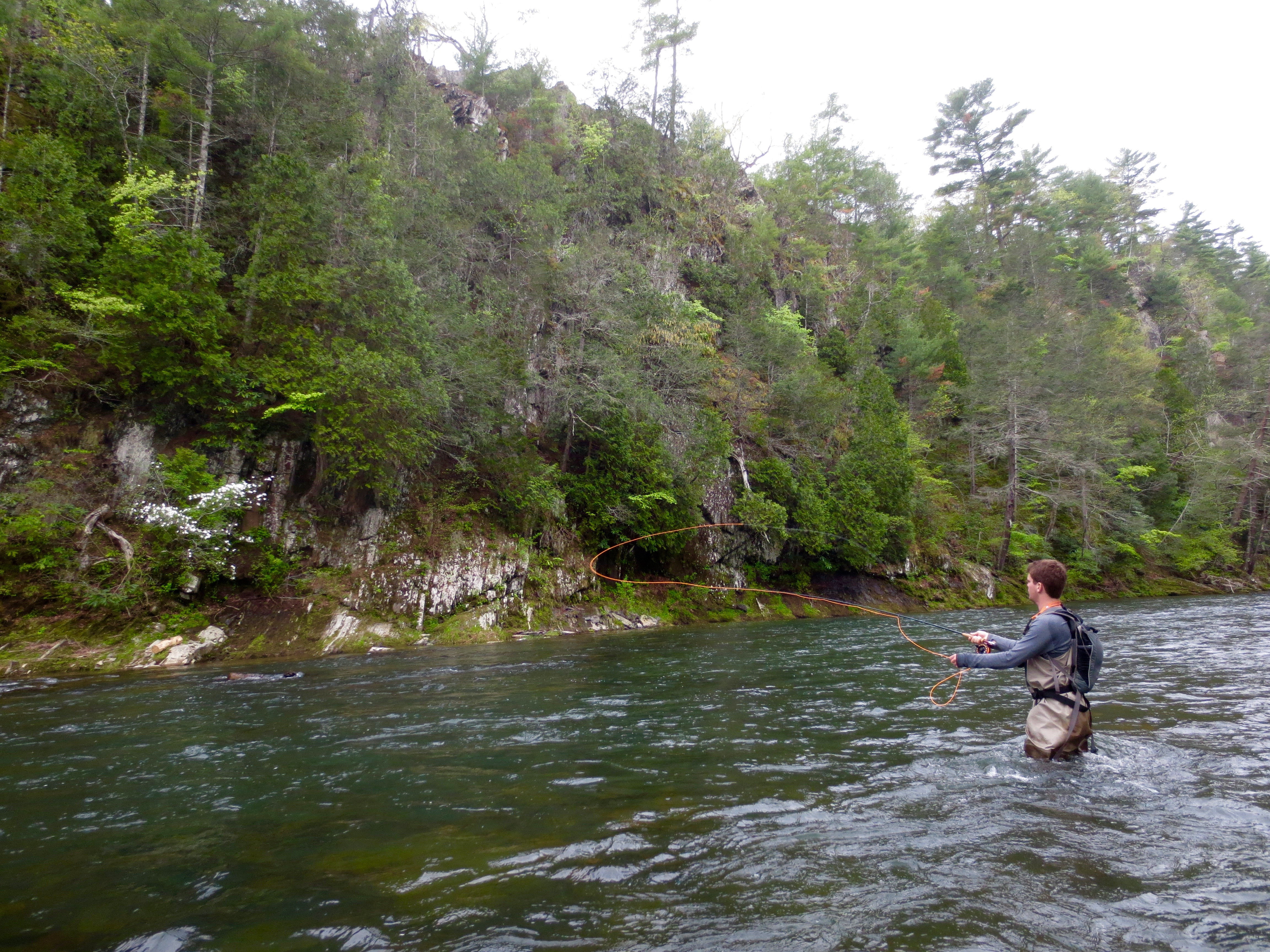 Big bend farm on the cowpasture river bath county for Big bend fishing
