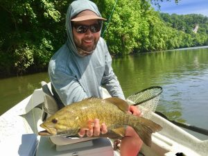 New River Smallmouth bass