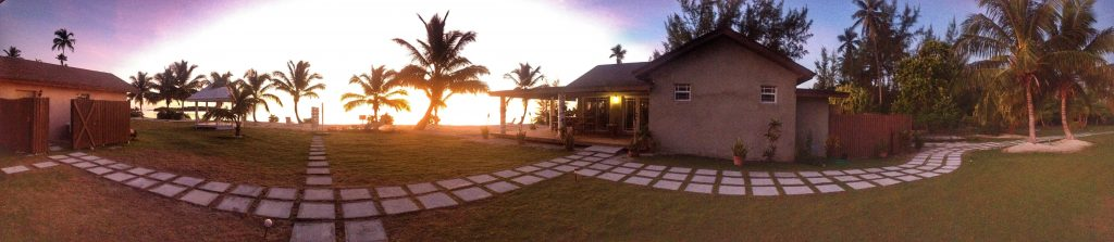 Swains Cay Lodge, Andros Bahamas.