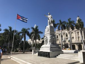 Old town Havanna, Cuba.
