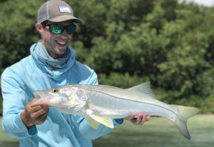 La Pescadora Lodge snook.