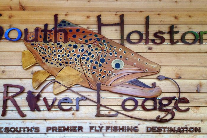 South Holston River Lodge, Tennessee.