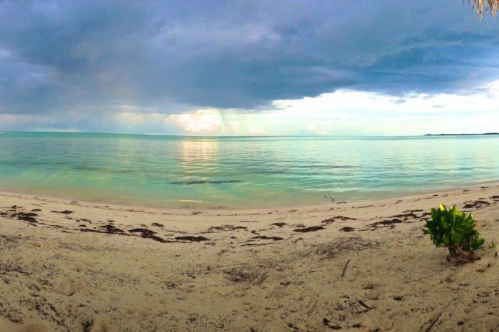 Swains Cay Lodge, Andros Island Bahamas.
