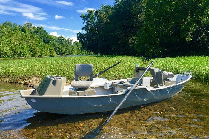 The Virginia Trifecta. James, Shenandoah and Jackson River.
